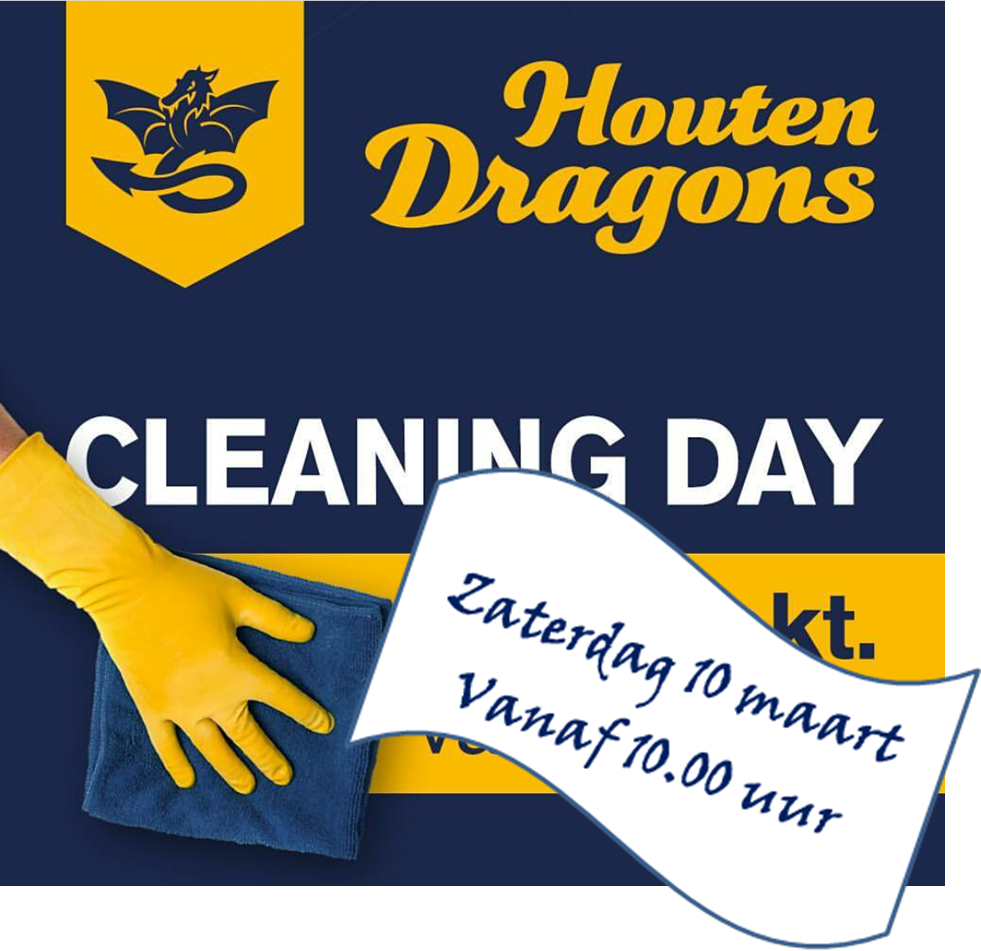 cleaningday maart 2018